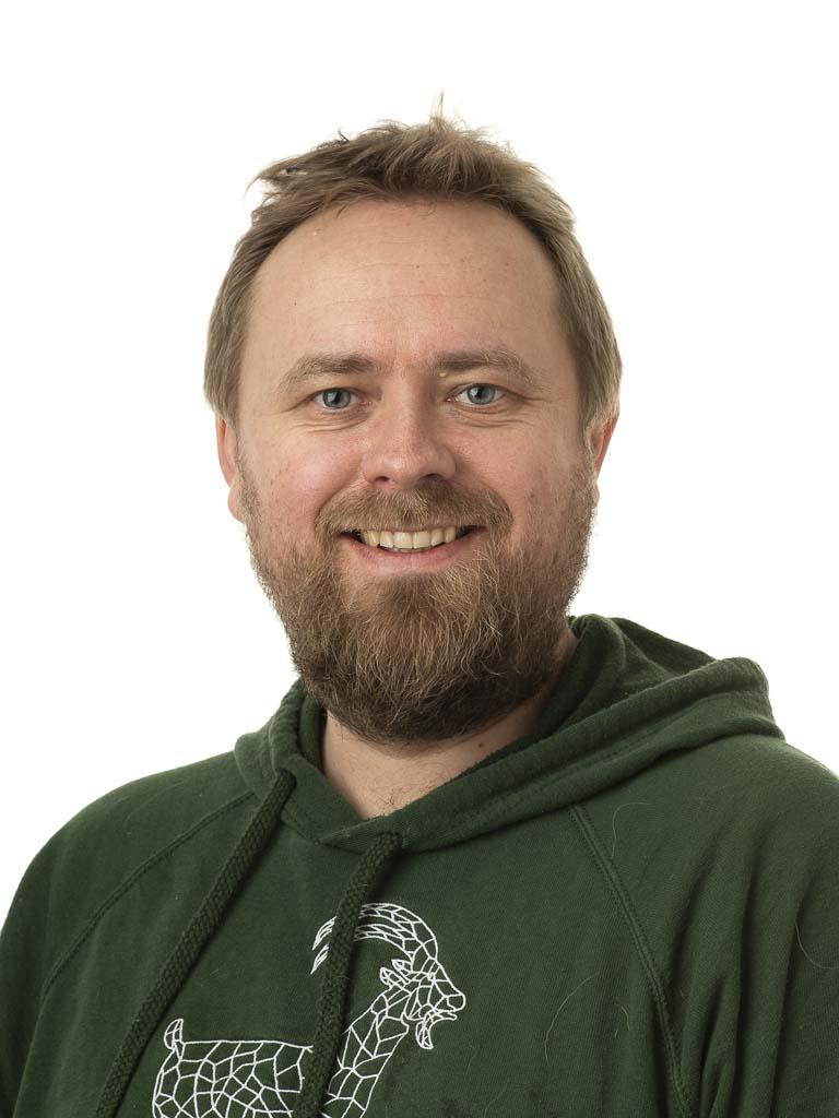 Bild på Nils Sjöström