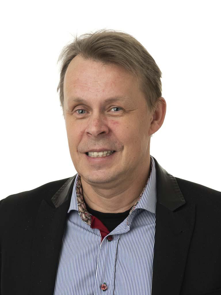 Bild på Mats Dahlbom