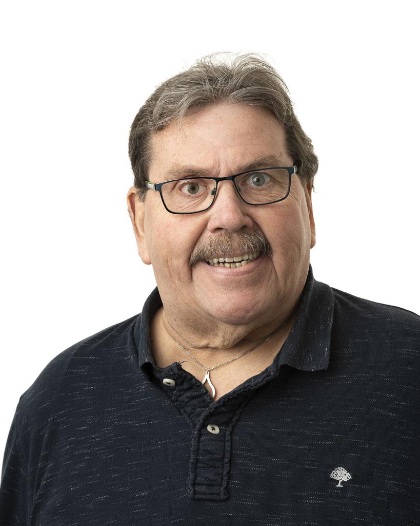 Bild på Bengt Källström