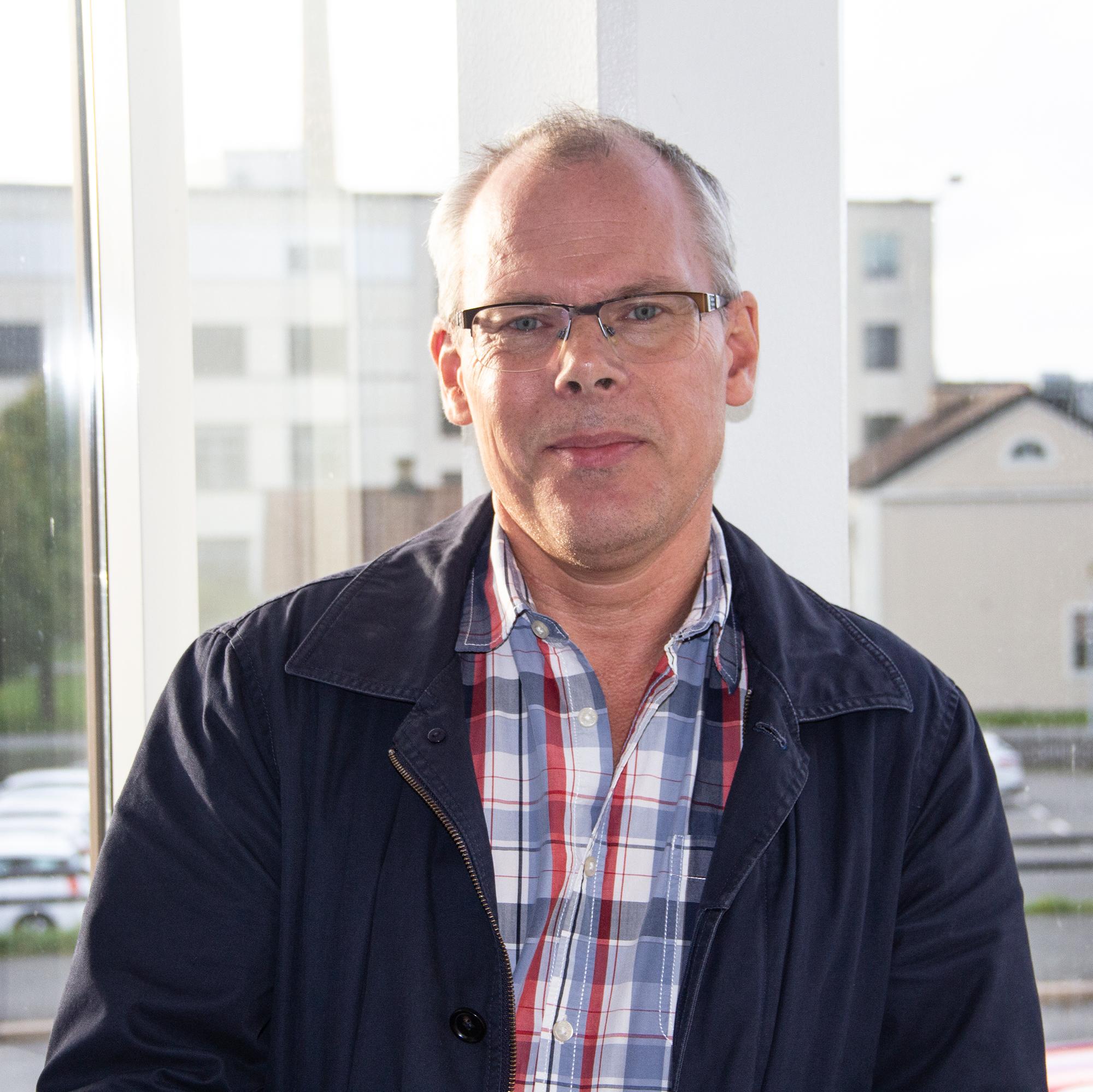 Bild på Johan Larsson
