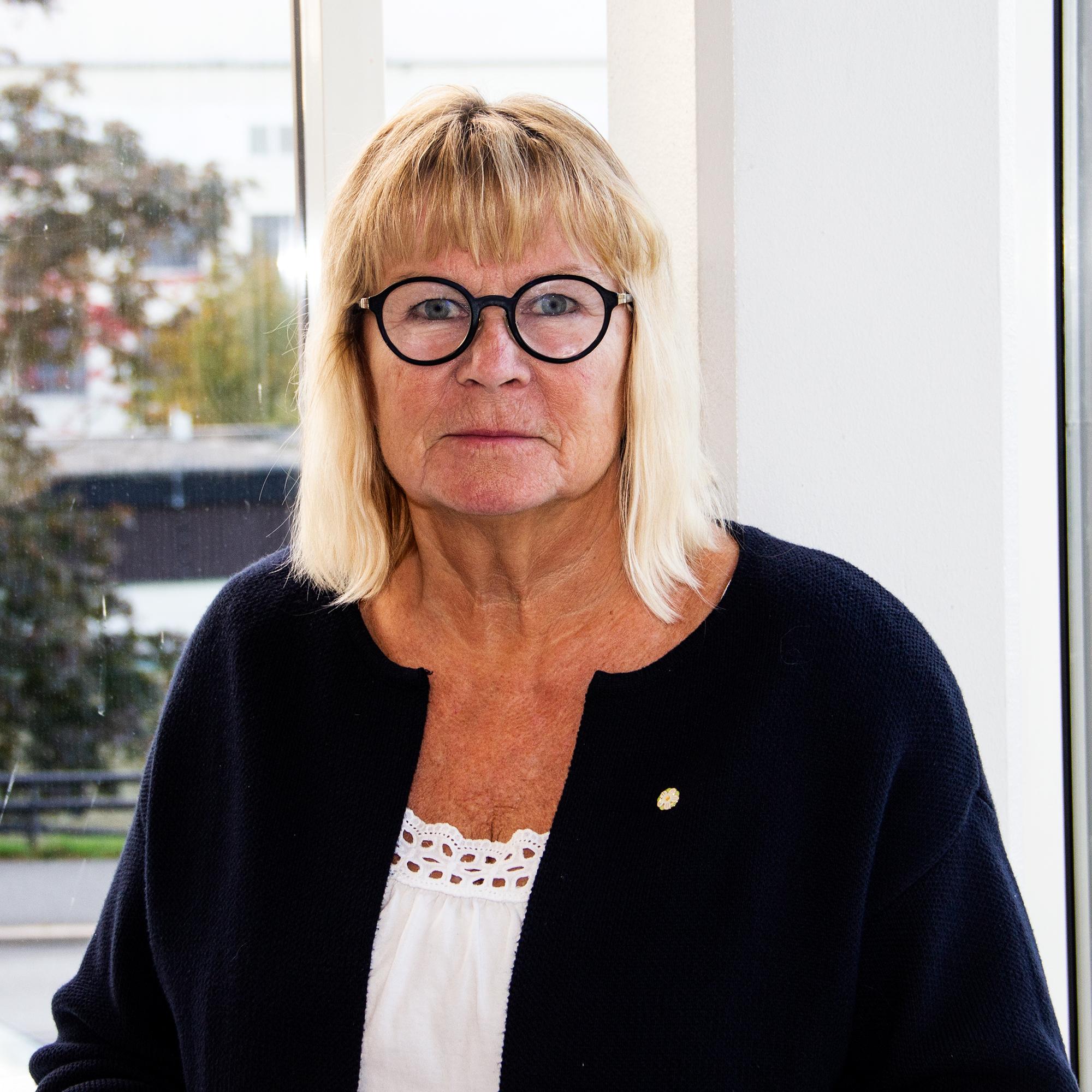 Bild på Ann-Christin Jönsson