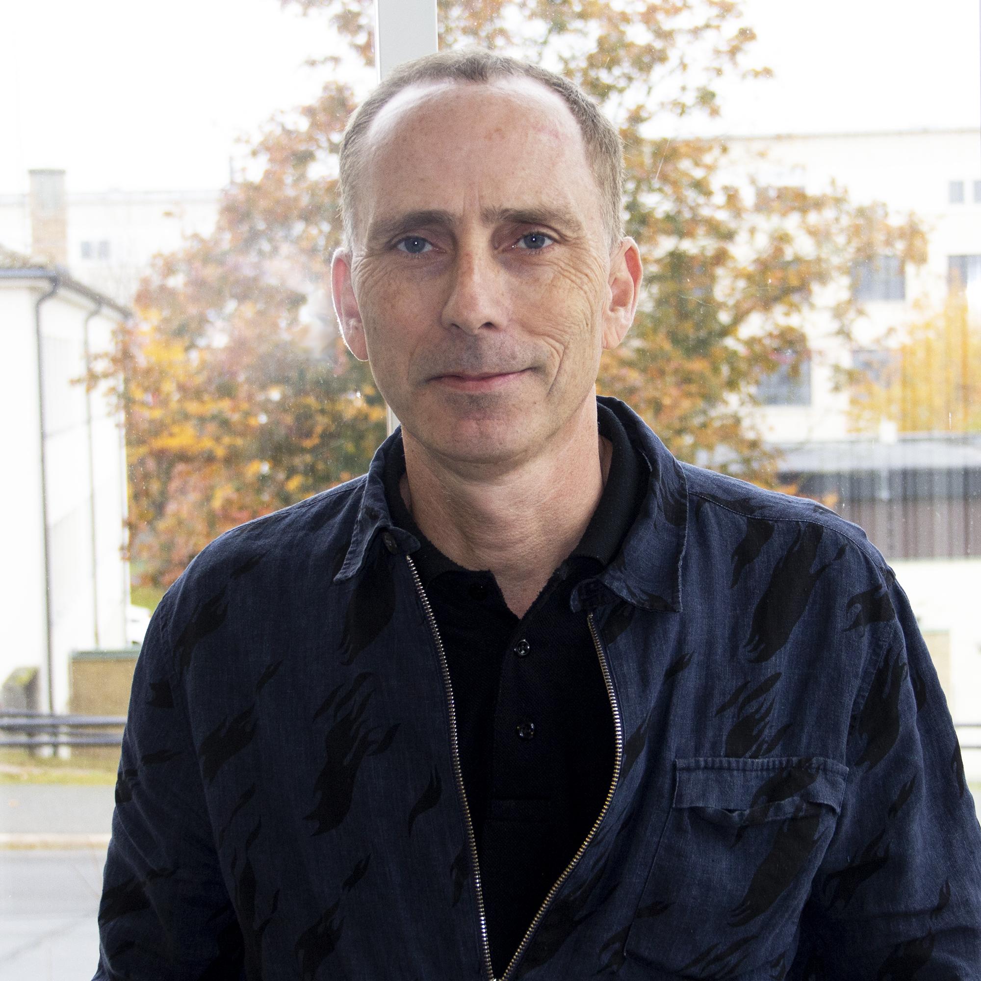 Bild på Hans Forsberg