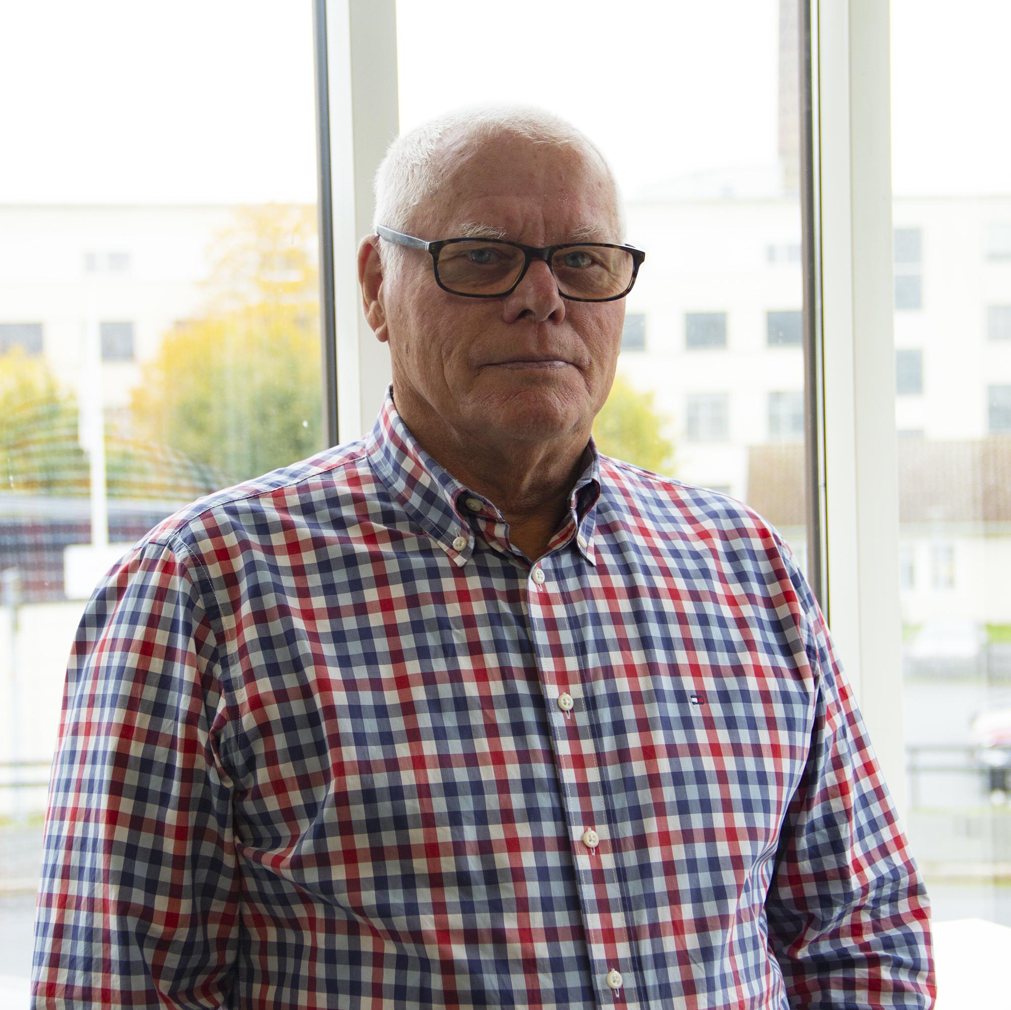Bild på Conny Svensson