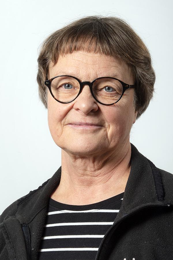 Bild på Birgitta Pettersson-Frank