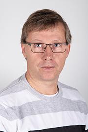 Bild på Erik Fors